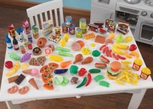 Comida de juguete