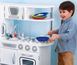 Cocinas infantiles: Entre sartenes