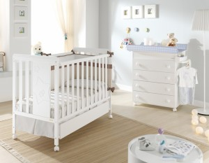 Micuna mobilier for Quand preparer la chambre de bebe