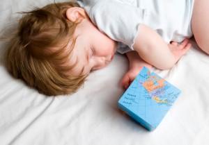 Sleep Baby travel