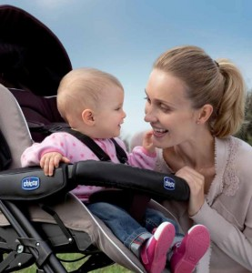 Chicco-Pushchair