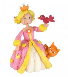 PlayMais princesa