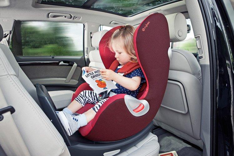 Sillita de coche cybex sirona for Mejor silla coche bebe