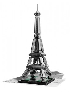 La Tour Eiffel Lego