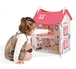 Casa delle bambole natura Janod