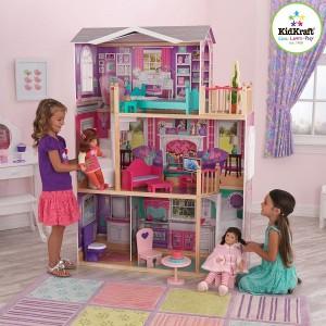 Casa dlle bambole mansione elegante bambole 46 cm Kidkraft