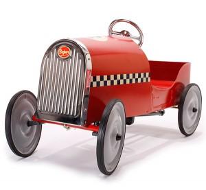 Macchine a pedali legend red color rosso Baghera