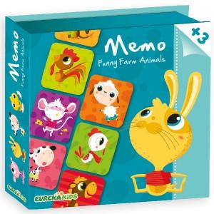 Memory funny animals - Miglior gioco da tavolo ...