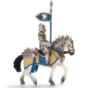 Caballero del grifo con lanza