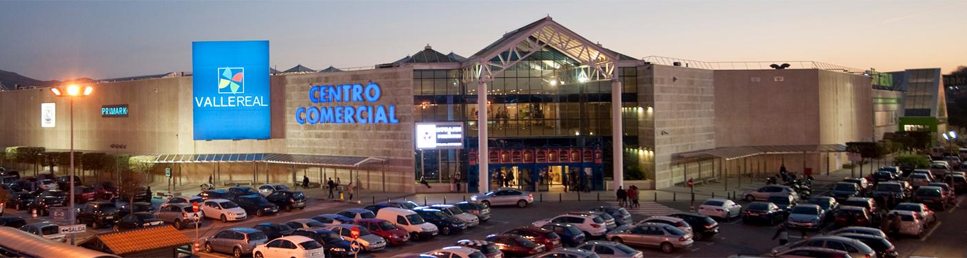 Centro comercial Vallereal Santander