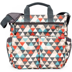 Bolso Skip Hop Duo signature Triangle
