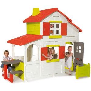 Duplex smoby for Grande casetta per bambini