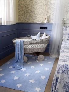 Lorena Canals Blue Stars