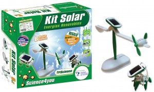 Science4you Kit Solar