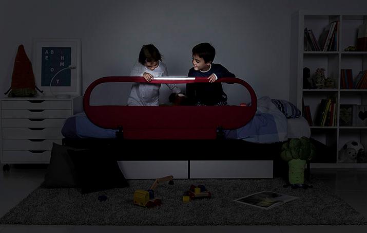 Barrera de cama Side Light de Baby Home