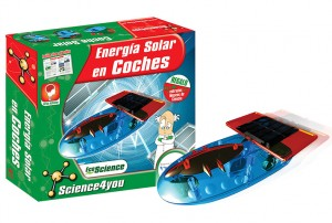 Carro solar Science4you