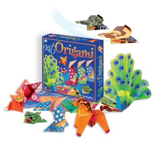Crear origami Sentosphere