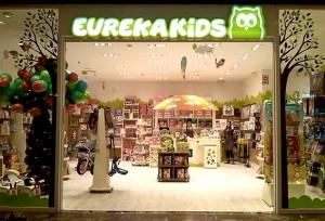 Eurekakids Grancasa