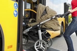 Stroller too big