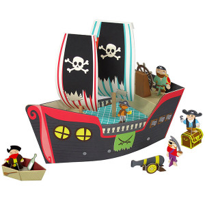 Barco pirata - Krooom