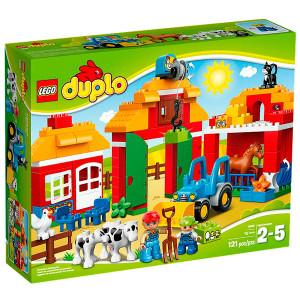 Jogos de construção - Duplo a fazenda 10525 Lego