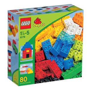 Brinquedos de construção - Duplo peças básicas 6176 Lego