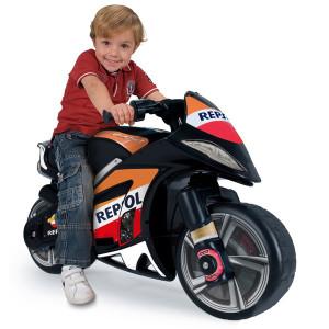 Injusa - Moto wind repsol 6v