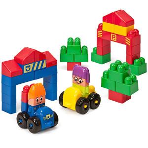 Jogos de construção - Miniland Educational