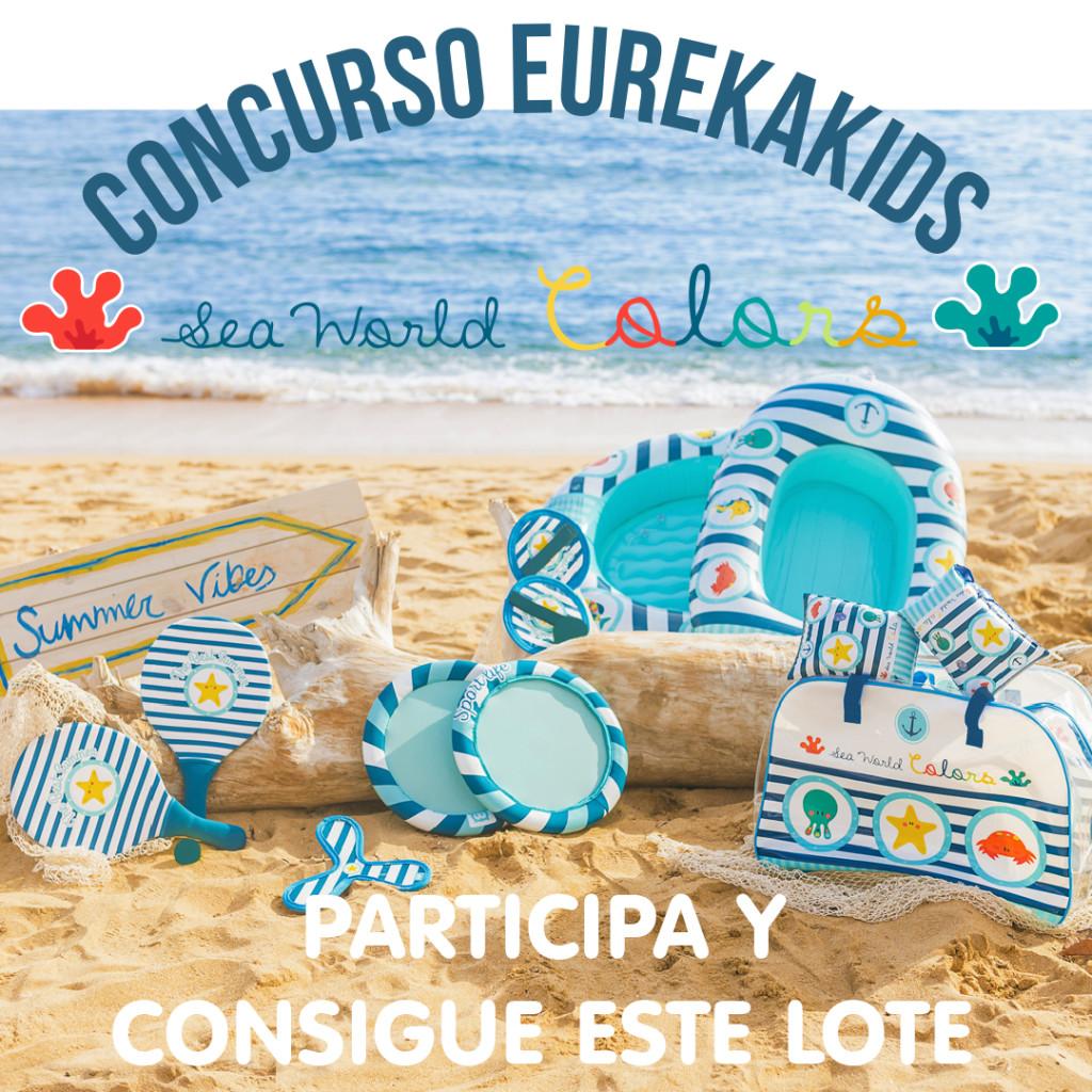 Concurs Sea World Colors