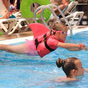 Aleta flotador para niños Swimfin