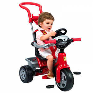 Triciclo Feber Ferrari trike