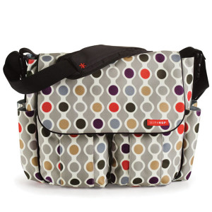 Bolso Skip hop dash wave dot