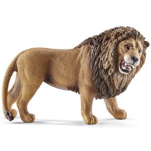 Figuras de animales - León rugiente