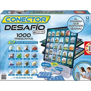 Conector Educa Borras - Jogos de perguntas e respostas