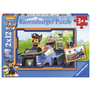puzzle-doble-de-la-patrulla-canina-sobre-ruedas