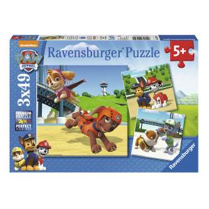 puzzle-triple-de-la-patrulla-canina-equipo-de-perritos