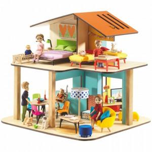 casa-moderna-para-bonecas