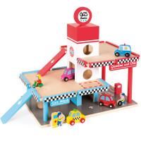 garaje-y-estacion-de-servicio-con-accesorios