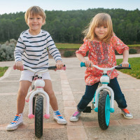 bicicleta-sin-pedales-training-bike-rosa