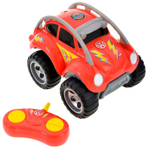 coche-radio-control-volkswagen-rc-roll-over-beetle