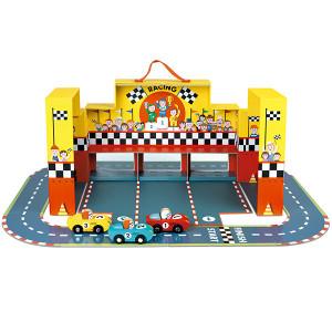 Maleta puzzle Formula 1 de Janod