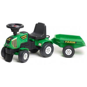 tractor-power-master-con-remolque-correpasillos