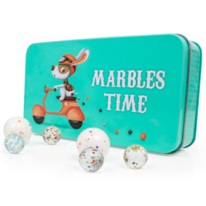 Marbles time juego de canicas