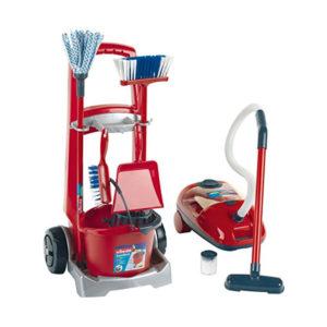 Carrito de la limpieza tareas domésticas Klein