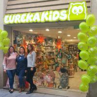 Inauguración Eurekakids Mérida