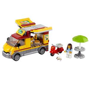 Camión de pizza de Lego City