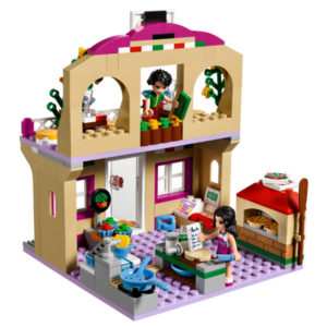 Pizzería de Heartlake City de Lego Friends