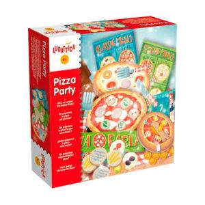 Juegos de pizza - Pizza Party Ludattica