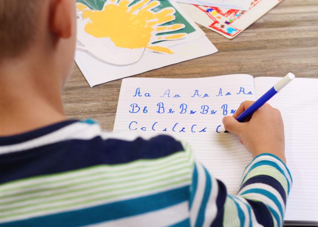 Juegos para aprender a escribir