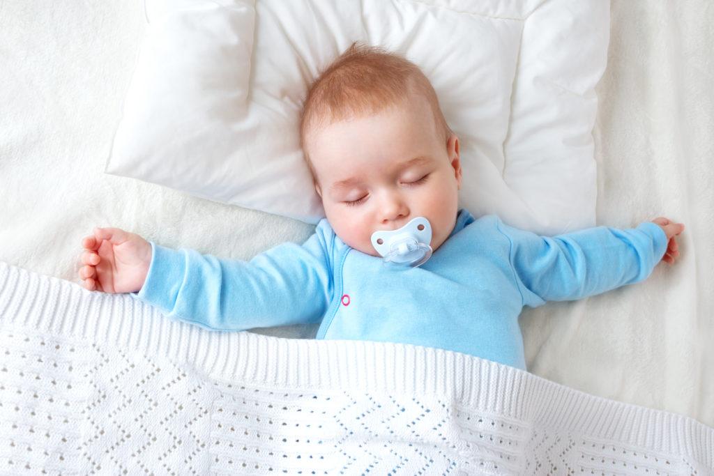 Música para dormir a un bebé